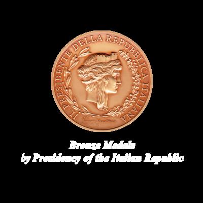 1 Medaglia Presidenza della Repubblica