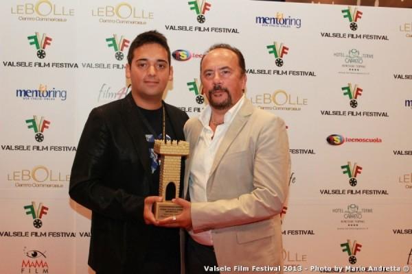 Carlo Fumo e Maurizio Casagrande, Italian Movie Award