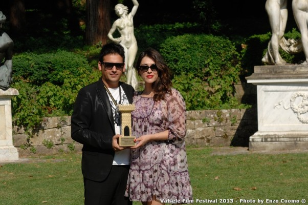 Carlo Fumo e Valentina Lodovini, Italian Movie Award