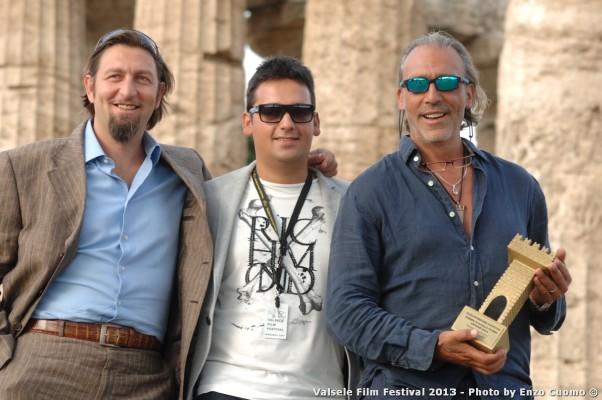 Carlo Fumo e Luca Ward, Italian Movie Award