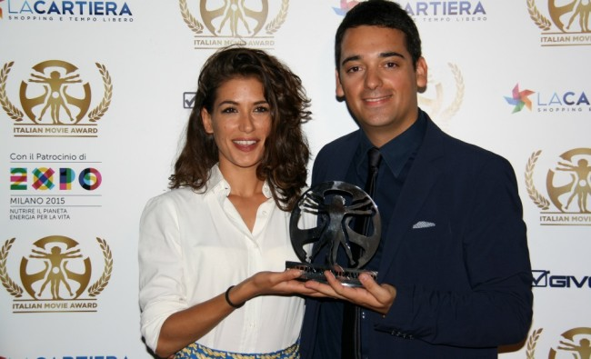 Giulia Michelini - Italian Movie Award