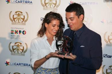 Giulia-Michelini-Carlo-Fumo-Italian-Movie-Award-Luca-Abete