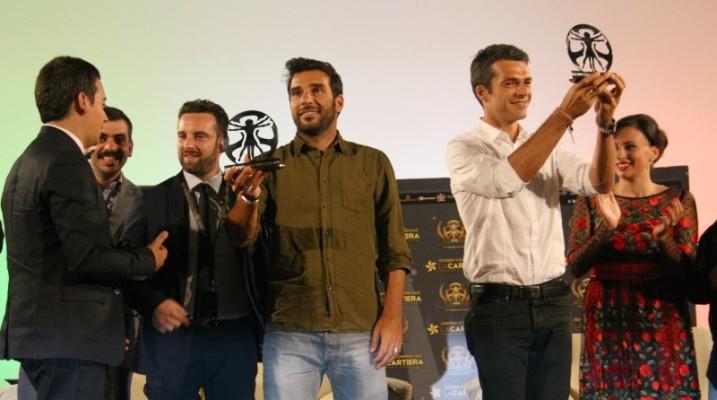 Italian Movie Award - Luca Argentero ed Edoardo Leo17