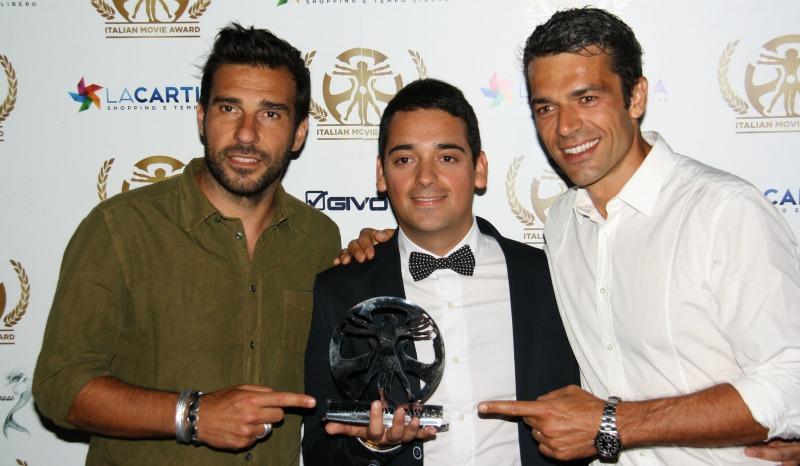 Italian Movie Award - Luca Argentero ed Edoardo Leo8