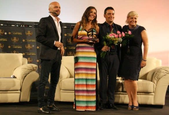 Italian_Movie_Award_Serena _Rossi_Carlo_Fumo (2)