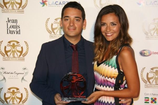 Italian_Movie_Award_Serena _Rossi_Carlo_Fumo
