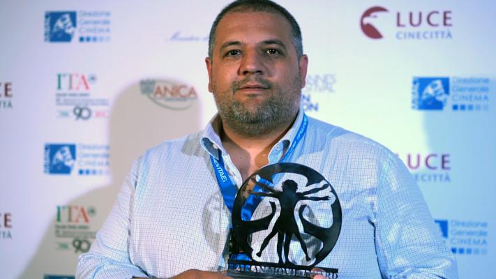 Cannes_Carlo_Fumo_ItalianPavilion_Rosario_Valles_Carmelo_Cartiere_Biovitae_Nextsense
