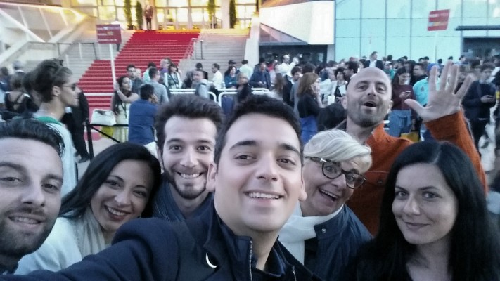 Italian_Movie_Award_Festival_De_Cannes_selfie