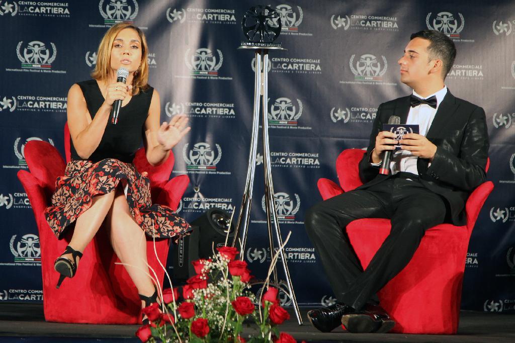 italian movie award 2016 gran finale con il cast di gomorra la serie
