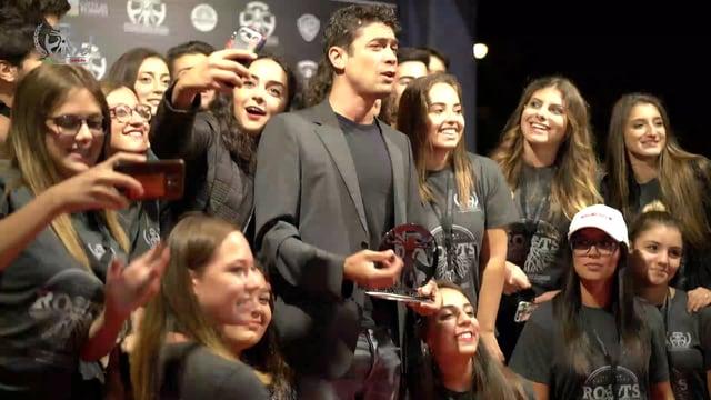 Italian Movie Award 2017 | Premio a Riccardo Scamarcio e Laura Chiatti