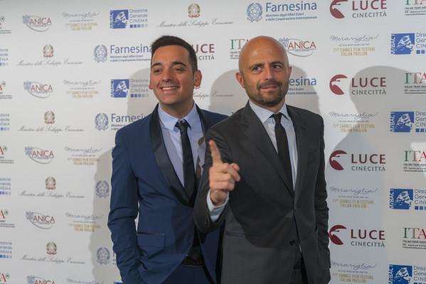 cannes_conferenza_italianmovieaward_carlo_fumo_e_luca_abete